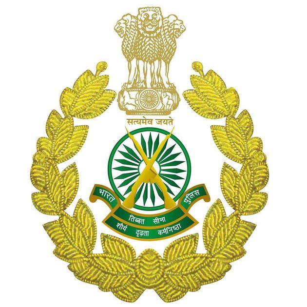 ITBP crest mentions the Force mottoShaurya Dridhata Karamnishtha. It has Ashoka and Chakra on top...