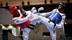 올림픽 태권도 도복이 기능성 갖춘 스포츠웨어로