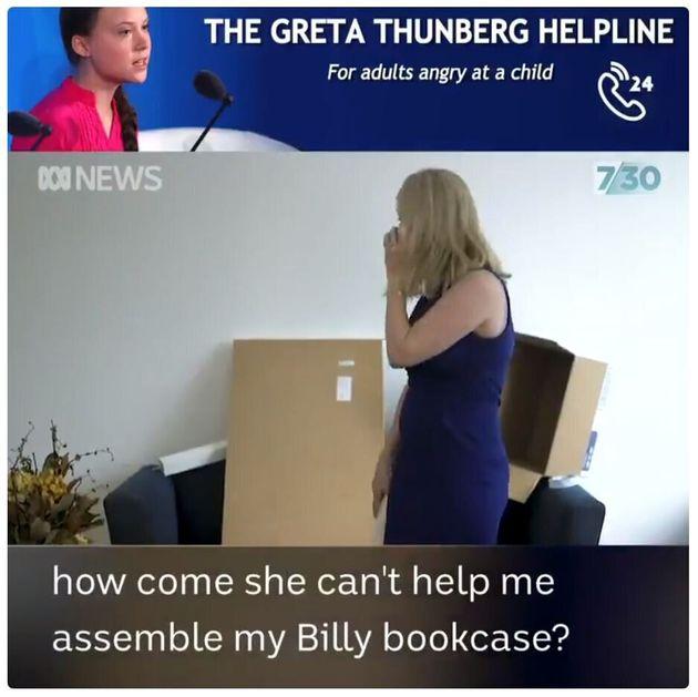 なぜかIKEAの本棚について言及が始まる