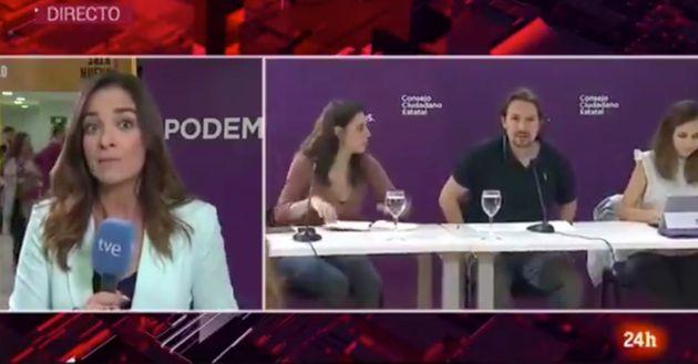Directo del 'Canal 24 Horas' de TVE sobre el Consejo Ciudadano de