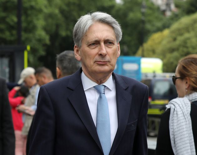 Boris Johnson Is Backed By Radicals Who Dont Want A Brexit Deal, Says Philip Hammond
