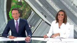 Matías Prats provoca esta cara de Mónica Carrillo por su comentario en pleno