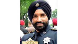 First Texas Sheriff's Deputy To Wear Sikh Turban On Duty Killed At Traffic