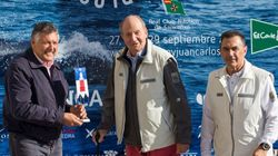 El rey Juan Carlos, un mes después de ser operado del corazón: