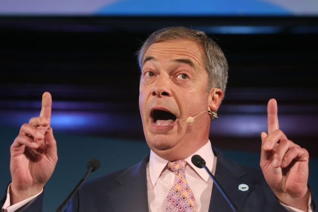 Nigel Farages Comment That Well Take The Knife To Civil Servants Was Not A Criminal Offence, Say Police