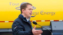 Scheer promet la création d'un corridor énergétique d'un océan à