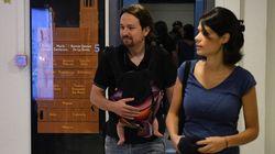 Bronca en 'LaSexta Noche' por esta imagen de Pablo Iglesias con su
