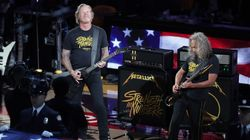 James Hetfield en désintox, Metallica annule sa