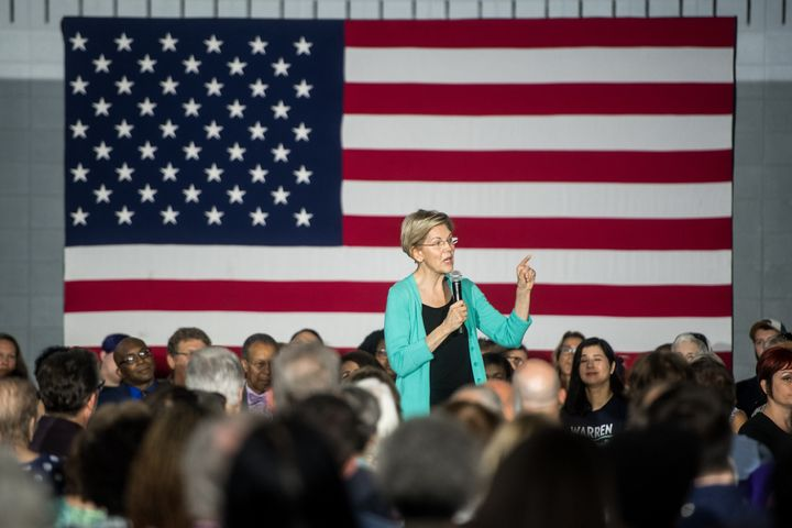 Massachusetts Sen. Elizabeth Warren is stepping up her outreach in South Carolina. Before now, she's held fewer events
