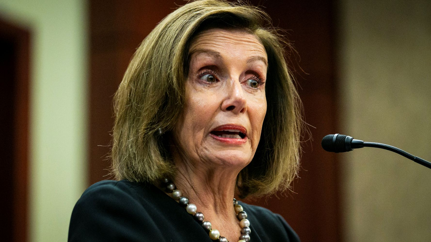 Westlake Legal Group 5d9024382100003700fd4064 Nancy Pelosi Says Public Opinion Shifting In Support Of Impeachment Inquiry