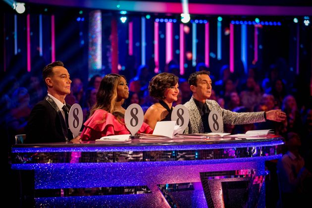 Strictly Come Dancing Viewers Note Tension Between Judges Craig Revel Horwood And Motsi Mabuse During 'Bananas' Live Show