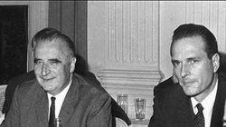Jacques Chirac était un lointain cousin de Georges Pompidou selon sa