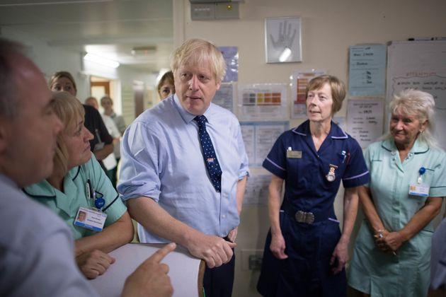 Prime Minister Pledges £2.7b To Transform Six Hospitals