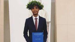 Dalle torture in Libia alla laurea in Italia. Il sogno di Abraham undici anni