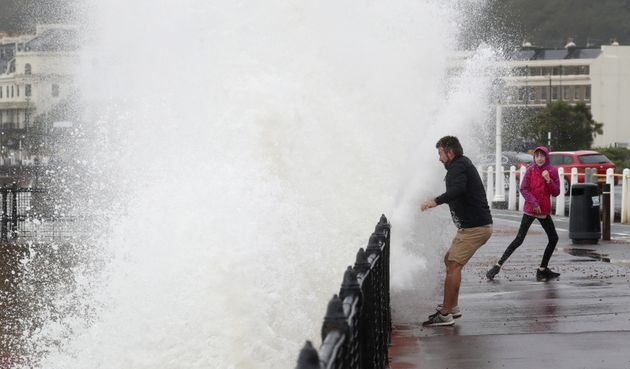 UK Weather: Flood Warnings Issued As More Heavy Rain Expected