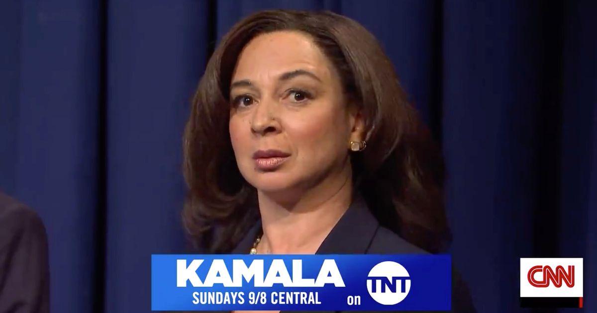 Kamala Harris Has The Perfect Response To Maya Rudolph's 'SNL' Spoof