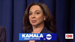 Kamala Harris Has The Perfect Response To Maya Rudolph's 'SNL'