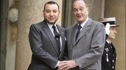 Pour des raisons de santé, le roi Mohammed VI ne se rendra pas en France pour les obsèques de Jacques