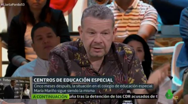 Alberto Chicote en 'Liarla