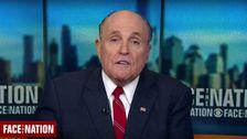 Giuliani: 'Ketika Saya Berbicara Dengan Sekretaris Pekan Lalu, Ia Mengatakan Bahwa Ia Menyadari Hal Itu'
