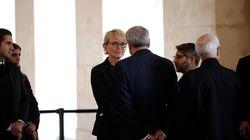 Bernadette Chirac, absente de l'hommage aux Invalides, est
