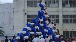 「組体操、やめる勇気を」神戸市長がツイッターで市教委を批判。やる意味ってあるの?専門家に聞いてみた。