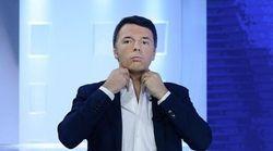 L'azionista Matteo Renzi sgomita al tavolo del