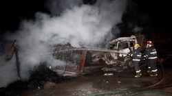 Τουλάχιστον 19 νεκροί σε πυρκαγιά σε εργοστάσιο στην