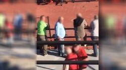 Καλαμαριά: Βίντεο καταγράφει τη στιγμή της τραγωδίας με τον θάνατο φιλάθλου στο