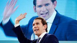 Kurz arrolla en Austria, con margen para buscar socio entre los ultras y los