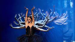 Το Μπαλέτο της ΕΛΣ με τη «Λίμνη των Κύκνων» για τρεις παραστάσεις στη