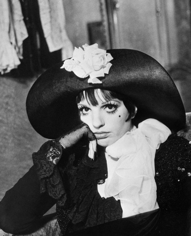 Η Λάιζα Μινέλι στο περίφημο «Cabaret»