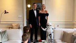 Ivanka Trump et sa photo de famille