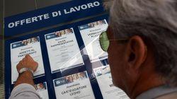 La disoccupazione ai minimi dal 2011, ma risalgono gli inattivi: i dati
