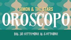 """""""Verso la Luna Piena"""". L'oroscopo di Simon and the Stars (dal 30 settembre al 6"""