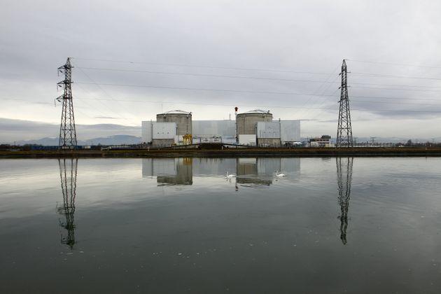 La centrale de Fessenheim fermera en 2020, avec l'arrêt des deux réacteurs en février...