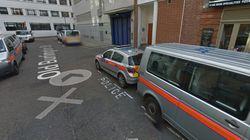 Por qué la entrada al restaurante de Dabiz Muñoz en Londres está siempre llena de coches de