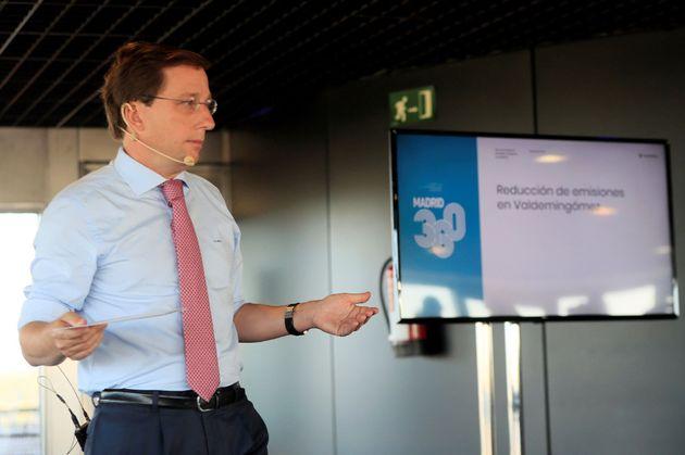 Martínez-Almeida presenta su plan para