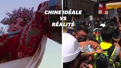 En pleine crise à Hong Kong, la Chine fait la promo de son unité dans un