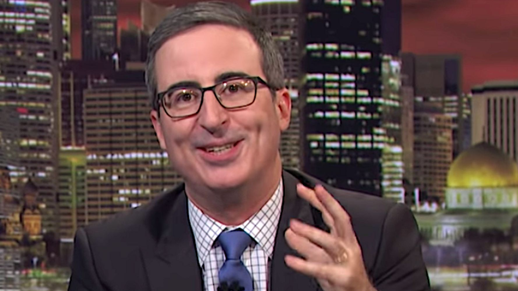 Westlake Legal Group 5d91c8232100003100fe1d48 John Oliver Offers Seriously Funny Hope For Trump Impeachment