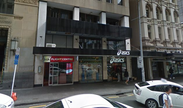 separation shoes bd251 9fb22 Someone Hacked An Asics Store And Played A Porn Video On Its ...
