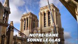 Le bourdon de Notre-Dame sonne pour la première fois depuis