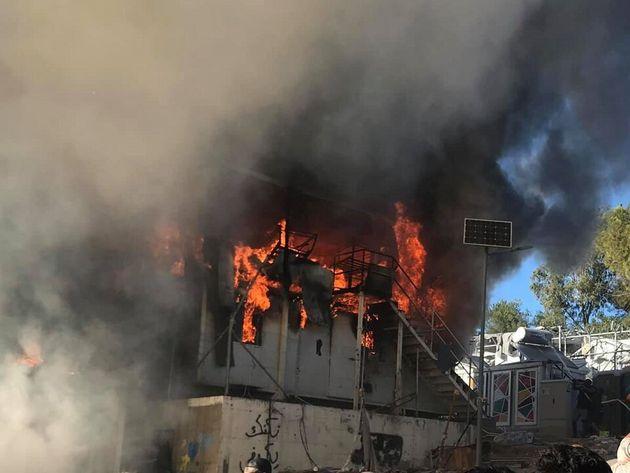 Πώς μία φωτιά έγινε αιτία για εξέγερση στη
