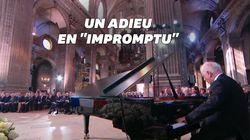 Les images du morceau de Schubert choisi par Macron pour les obsèques de
