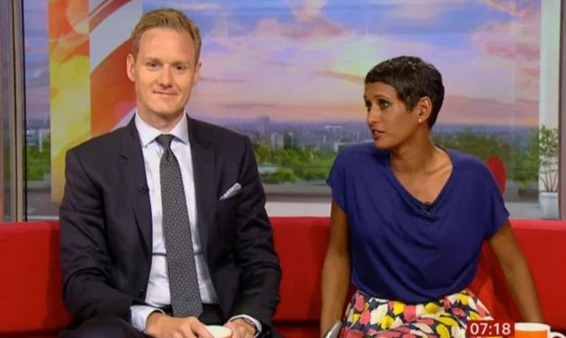Naga Munchetty Says Lessons Have Been Learned From BBC Breakfast Trump Row
