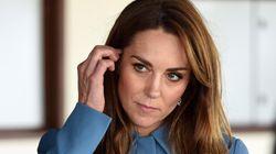 El abrigo viral de Kate Middleton: miles de personas hablando de lo