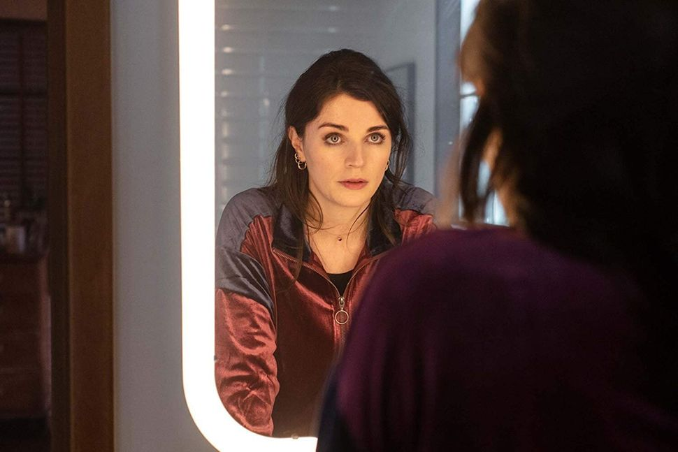 """Aisling Bea in """"This Way Up."""""""