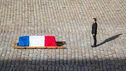 Francia despide con los máximos honores a Jacques