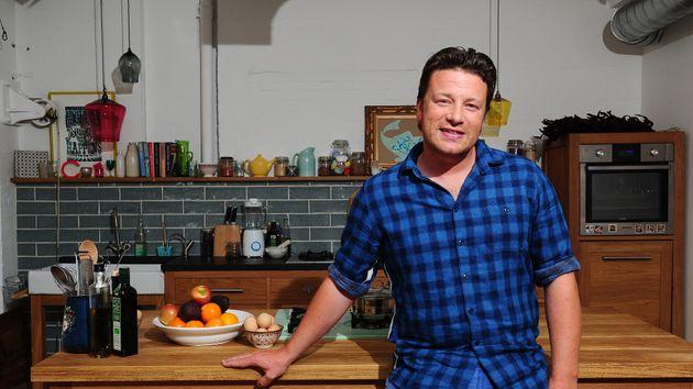 Celebrity chef Jamie