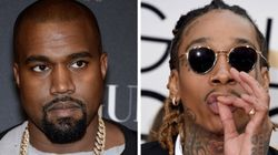 Here's What's Up With The Kanye West vs. Wiz Khalifa Twitter